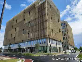 Val-de-Marne : à Villejuif, Orange inaugure «Prisme», son nouveau campus de 18000 m2 - Le Parisien