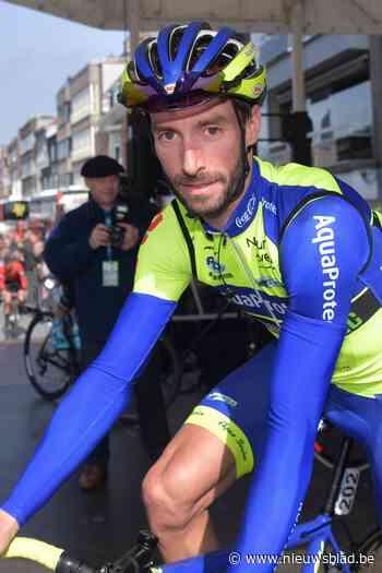 """Kenny Dehaes als verzorger in de Giro: """"Straks ook naar de Tour"""""""