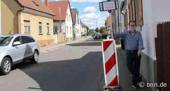 Ein Park-Experiment in Karlsdorf-Neuthard führt zu skurrilen Situationen - BNN - Badische Neueste Nachrichten