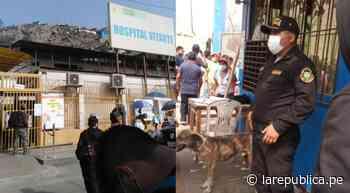 Chosica: comunero fue herido de bala por presuntos invasores de terrenos - LaRepública.pe