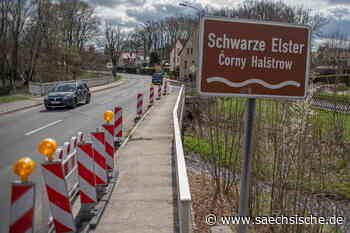 Elster-Brücke in Kamenz wird erneuert - Sächsische.de