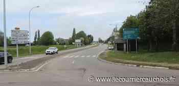 Octeville-sur-Mer. La sécurisation de la RD 940 a commencé - Le Courrier Cauchois