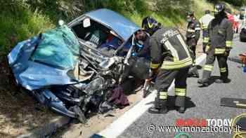 Incidente in tangenziale Nord tra Cinisello e Nova Milanese: auto esce fuori strada - MonzaToday