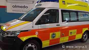 Nuova ambulanza in arrivo all'ospedale di Malcesine - L'Arena
