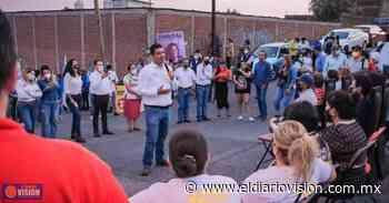 En Granjas de Bella vista, reciben y brindan apoyo a Miguel Paredes - El Diario Visión