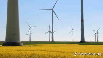 Windenergie: Neue Probleme im Streit um Windkraft in der Region Beeskow-Schneeberg - moz.de