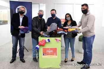 Esteio e Sapucaia do Sul dão início as suas campanhas do agasalho - Jornal NH