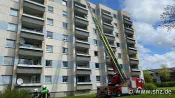 Harrislee: Rauchentwicklung im achten Stock eines Hochhauses | shz.de - shz.de