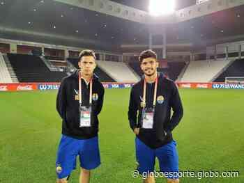 Importado: Castanhal traz jogador que disputou Mundial de Clubes para a Série D 2021 - globoesporte.com