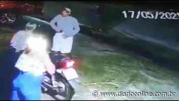 Vídeo: bandidos armados roubam moto em Castanhal | Polícia - DOL - Diário Online