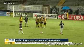 Remo 3 x 0 Castanhal: ASSISTA aos melhores momentos da disputa de 3º lugar do Parazão - globoesporte.com