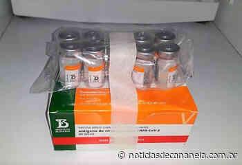 Cajati recebe mais 300 doses de vacinas contra a Covid-19 - Noticia de Cananéia