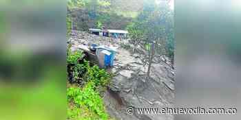 Crudo invierno deja varios estragos en Planadas y Cajamarca - El Nuevo Dia (Colombia)