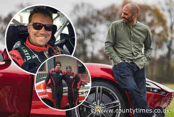 Top Gear star Chris Harris set for RAC Rally at Welshpool - Powys County Times