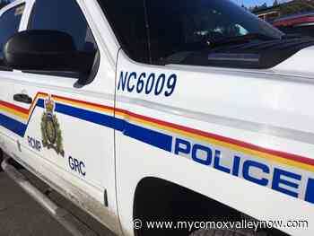 Police arrest suspect connected to downtown Courtenay dumpster fire - My Comox Valley Now