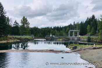 BC Hydro updates water supply forecast for Courtenay river - Comox Valley Record
