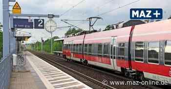 Bürgerdialog zu Bahnprojekt i2030 Spandau-Nauen - Märkische Allgemeine Zeitung