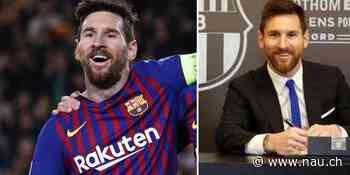 Barcelona will Lionel Messi mit Lohn-Trick für zwei Jahre halten - Nau.ch