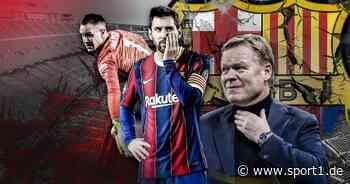2 nach 10: Ist die Ära des FC Barcelona mit Lionel Messi vorbei? - SPORT1