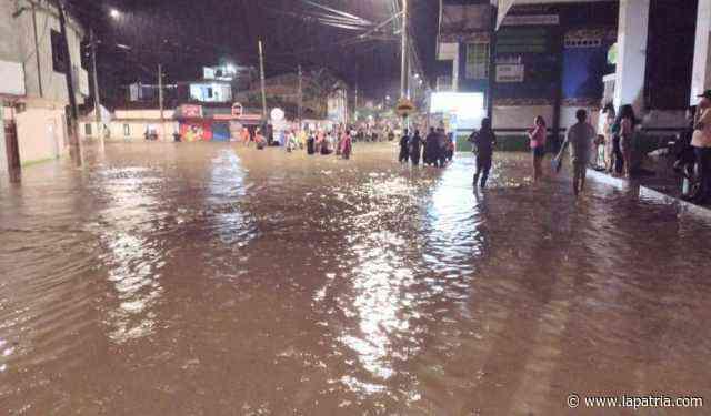 Declaran calamidad pública y urgencia manifiesta en Viterbo - La Patria.com
