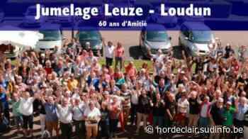 Festivités reportées pour le 60ème annivervais du jumelage entre Leuze et Loudun - Sudinfo.be