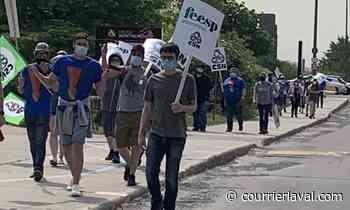 Grève des employés de soutien: Montmorency fermé pour 3 jours - Courrier Laval