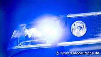 Aggressiv auftretender Mann wird von Polizeihund gebissen - Süddeutsche Zeitung