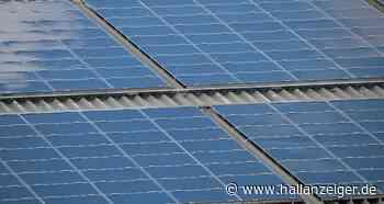 H@llAnzeiger - Wirtschaftsminister Willingmann eröffnet Solarzellen-Werk in Bitterfeld-Wolfen - H@llAnzeiger