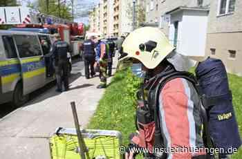 Bad Salzungen - Vergessenes Essen sorgt für Feuerwehreinsatz - inSüdthüringen