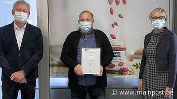 25-jähriges Betriebsjubiläum von Valentin Bohler bei Maintal Konfitüren ins Haßfurt - Main-Post