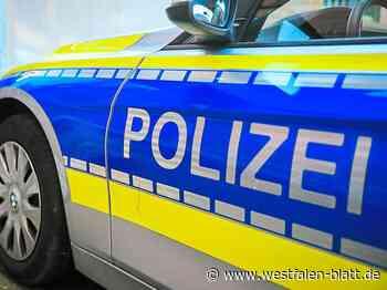 Täter stehlen Saxofon aus dem Auto - Westfalen-Blatt