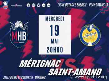 Merignac / Saint Amand : Comment suivre en clair la rencontre mercredi ? - SPORT TV