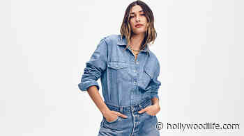 Hailey Baldwin Stuns In Levi's Denim For New Campaign & You Can Shop Her Exact Looks Under $200 - HollywoodLife