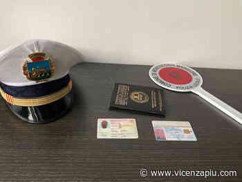 Alla guida con documenti contraffatti: denunciato a Montecchio Maggiore dalla Polizia Locale dei Castelli - Vicenza Più