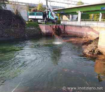 Canale Villoresi, interventi di pulizia a Garbagnate Milanese e Paderno Dugnano I FOTO - Il Notiziario - Il Notiziario