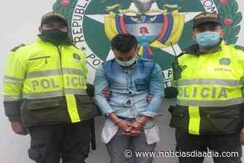 Policía capturó a presunto violador en Zipaquirá, Cundinamarca - Noticias Día a Día