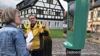 Digitale Führungen an der Saigerhütte Olbernhau geplant - Radio Erzgebirge