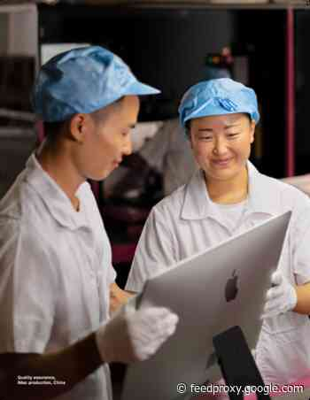 Tim Cook's Apple is built in China; now it has to answer to the Chinese Communist Party