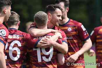 Liam Warman leaves it late for Met to secure final day win over Flint - Y Clwb Pêl-droed