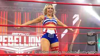 Taylor Wilde revela su oponente de ensueño de WWE NXT - solowrestling