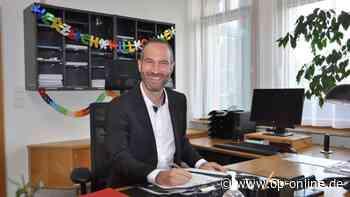 Nidderau: Neuer Bürgermeister Andreas Bär (SPD) setzt auf Kommunikation - op-online.de