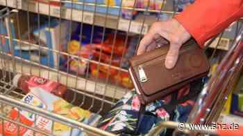 Altenholz: Vorsicht Taschendiebe! Der schnelle Griff in den Einkaufswagen | shz.de - shz.de
