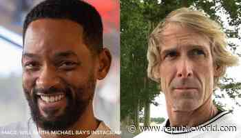 When Will Smith fought with director Michael Bay on the sets of Bad Boys - Republic World