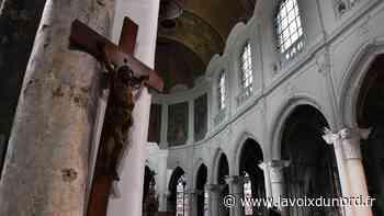 La collégiale Saint-Piat de Seclin ouvre ses portes pour une visite de ses clochers - La Voix du Nord