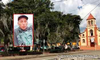 Terror en Caldono: Joven indígena fue baleado en pleno parque principal - Diario del Cauca
