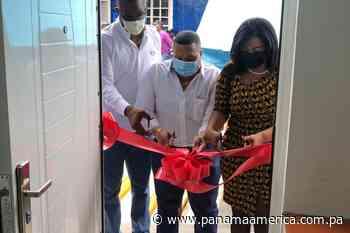 Inauguran Centro de Mediación Comunitaria en el corregimiento de Sabanitas en Colón - Panamá América
