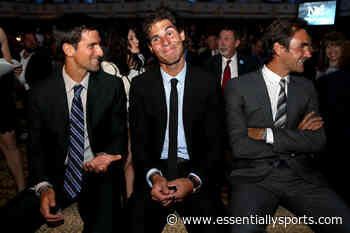 """Definitely No More Debate on GOAT"": Jo-Wilfried Tsonga Evaluates Best of Roger Federer, Rafael Nadal and Novak Djokovic - EssentiallySports"