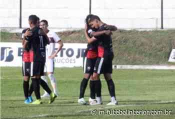 Santa Cruz vira pra cima do Assu e dorme na liderança do estadual - Futebol Interior - Futebolinterior