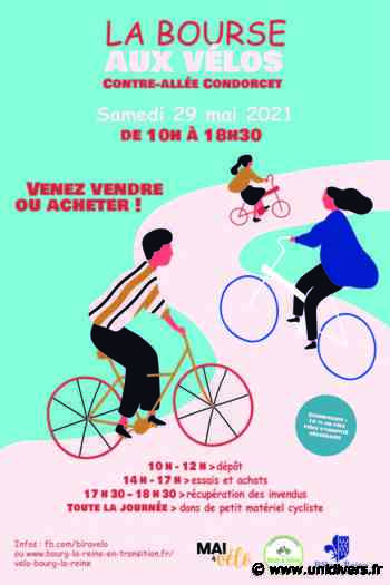 Bourse Vélo BLR samedi 29 mai 2021 - Unidivers