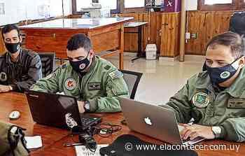 En la base aérea de Santa Bernardina se desarrolló importante curso de seguridad de vuelo - El Acontecer Diario
